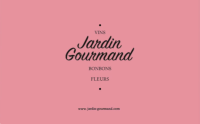 Jardin Gourmand cover