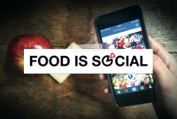 Food Is Social conférence 2014 cover